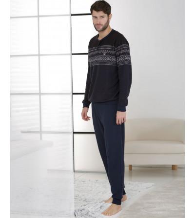 Pijama Hombre Invierno...
