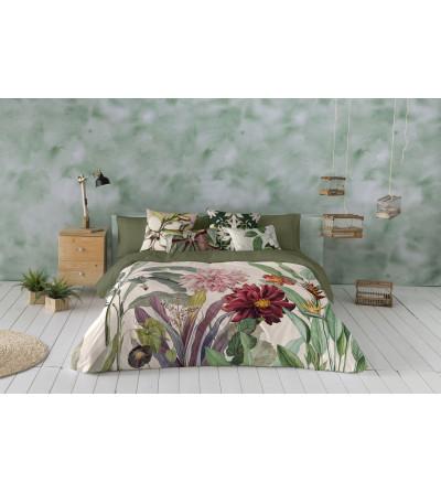 Funda Nórdica de 2 piezas con estampado floral  en 135 y 150