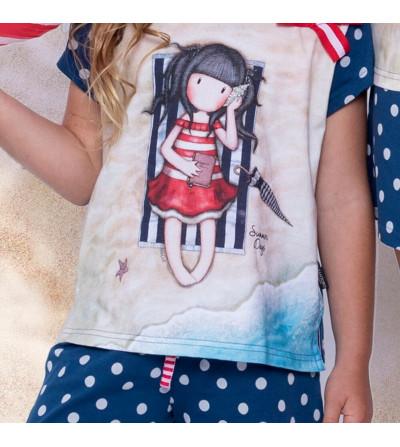 Pijama niña verano Gorjuss